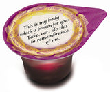 Celebration Communion Cup Wafer & Juice Set 100