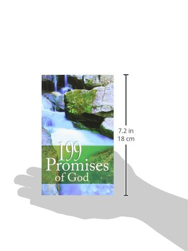 199 Promises of God (Value Books) [Mass Market Paperback] Publishing, Barbour