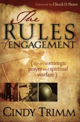 The Rules Of Engagement - Cindy Trimm