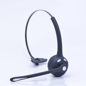 Blled Bluetooth Headset,Pashion 2 in 1 Stereo Handsfree Headset Boom Microphone (Style 5)
