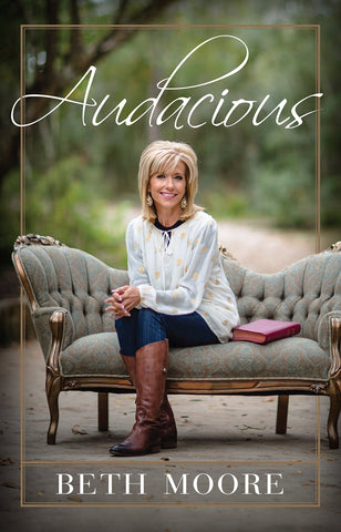 Audacious [Hardcover] Moore, Beth