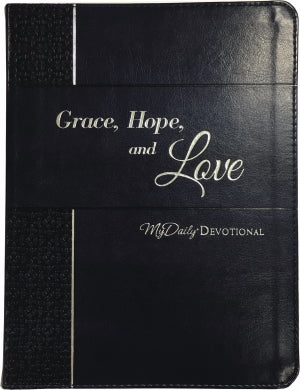 Grace Hope & And Love Devotional