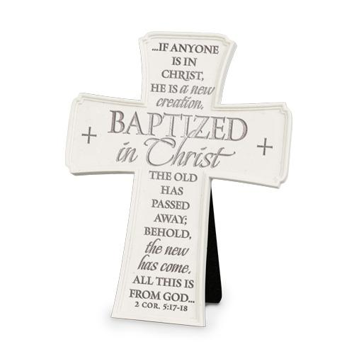 Baptized Christ Cross