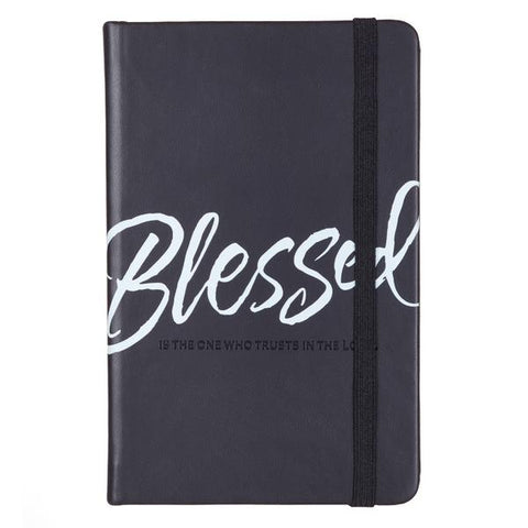 Blessed (Black) Notebook