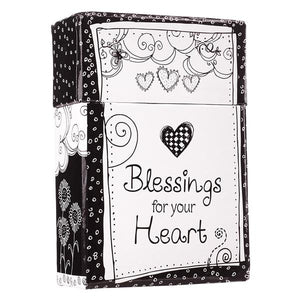 Blessings For Your Heart Box Of Blessings