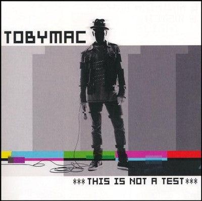 This Is Not A Test Toby Mac CD