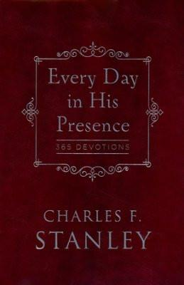Everyday in His Presence - Charles Stanley