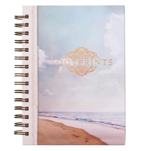 Footprints Spiral Bound Journal