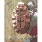 Full Armor Of God Auto Visor Clip
