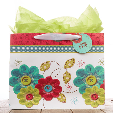 Large Gift Bag: One Blessing After Another - John 1:16
