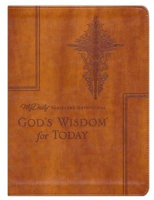 God's Wisdom for Today My Daily Devotional