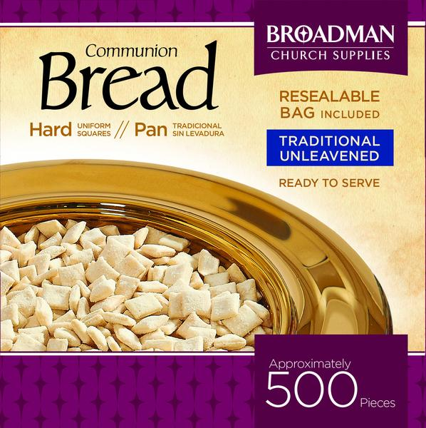 Hard Communion Bread 500