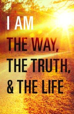 I am the Way, the Truth, and the Life Pack of 25 Tracts