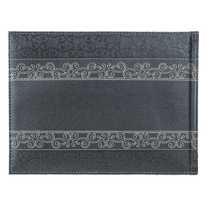 In Loving Memory Charcoal Guest Book Memory Book