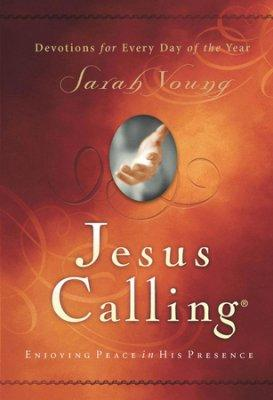 Jesus Calling: Enjoying Peace in His Presence- Sarah Young