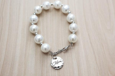 Mom Proverbs Bracelet With Cross