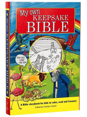 My Own Keepsake Bible