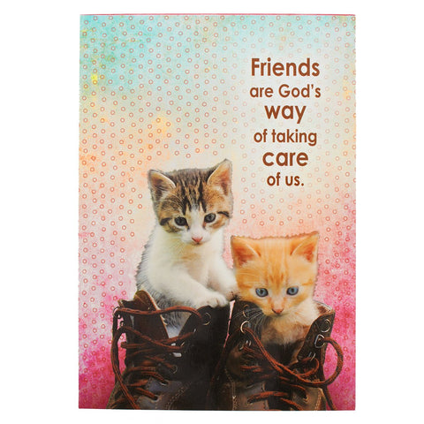 Friends Are God's Way Note Pad