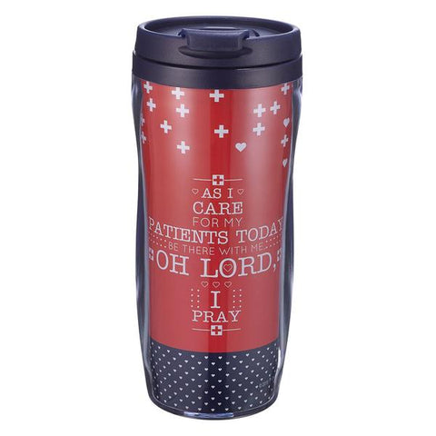 As I Care Nurse Travel Mug