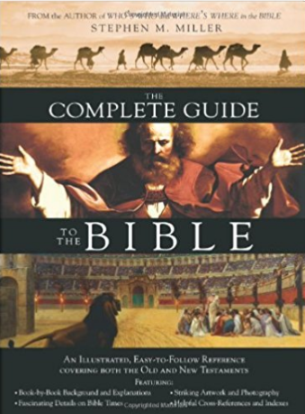 The Complete Guide To The Bible - Stephen Miller