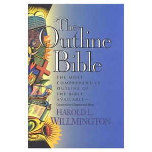 Personalized The Outline Bible Hardcover Black