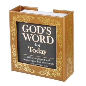 Boxed Cards God's Word for Today [Hardcover]