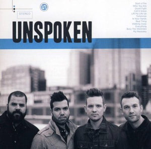 Unspoken CD