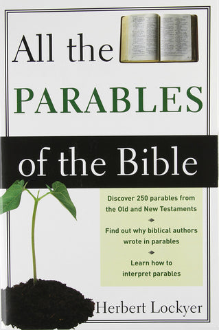 All the Parables of the Bible [Paperback] Lockyer, Herbert