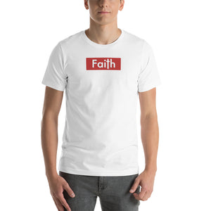 Faith T-Shirt Red