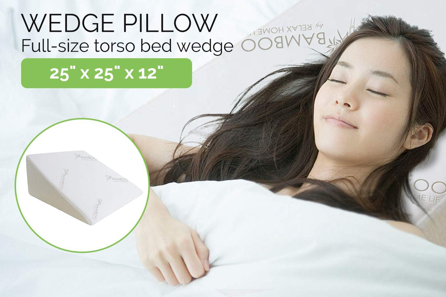 bed to pillow wedge in chair best backrest up sit uk
