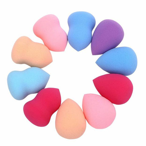 10pc Professional Foundation Sponges