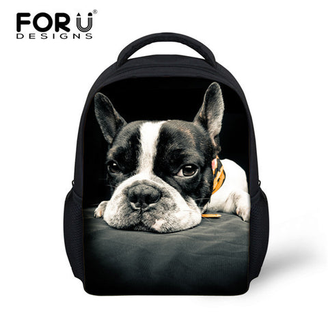 3D Kids Puppy Backpack
