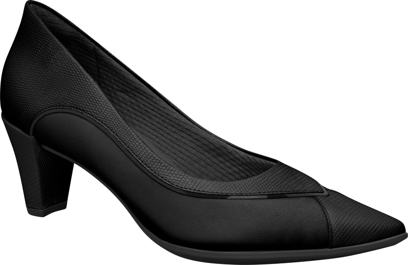 Piccadilly Ref: 119007 Women Business Fashion Shoe with Mid Heel ANATOMIC Technology