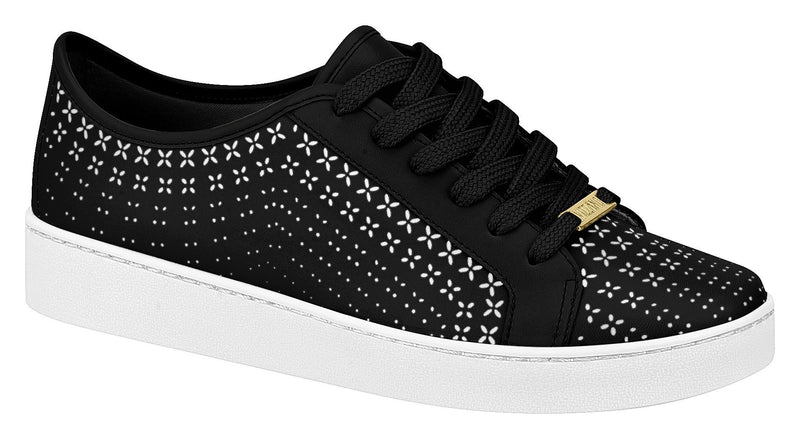 Women Fashion Sneaker Tennis Vizzano 1214.261 Black