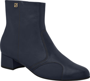 Piccadilly Ref: 141078 Women Short Maxitherapy Boot Navy