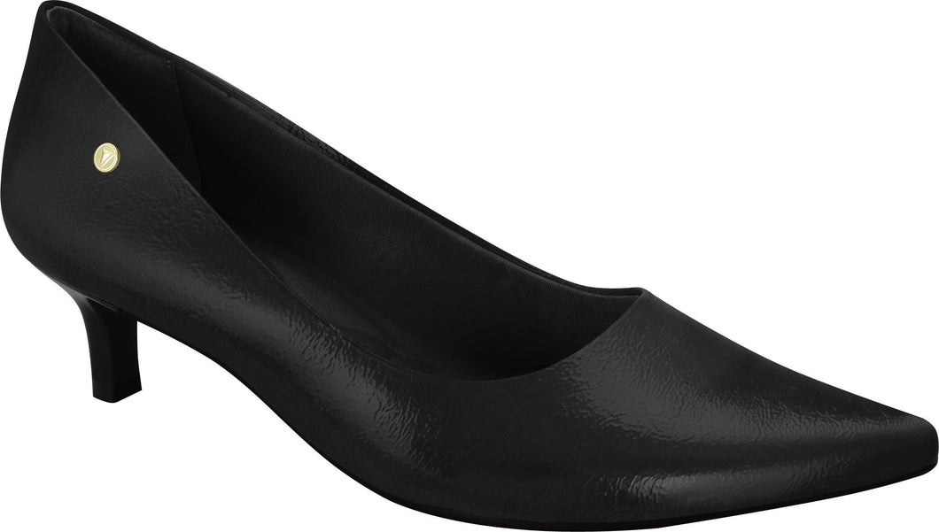 Ramarim 1886202 Women Fashion Comfortable Business Shoe Mid Heel in Black