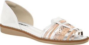 Piccadilly Ref: 406054 Women Flat Sandal White