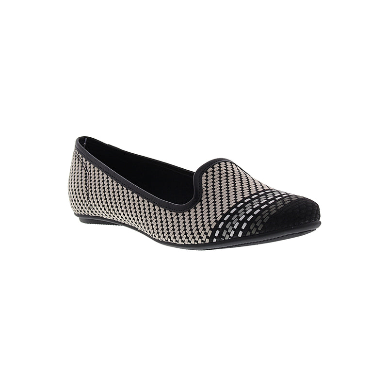 Beira Rio 4135.261 Women Fashion Flat Loafer in Multi Black