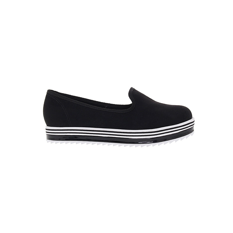 Beira Rio 4196.500 Women Fashion Loafer in Black