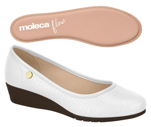 Moleca Flow 5156.764 Women Fashion Shoes in White