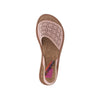 Moleca 5445.101 Women Flat Sandals in Nude