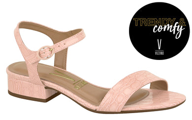 Vizzano 6412.100 Women Brazilian Classic Sandals in Peach