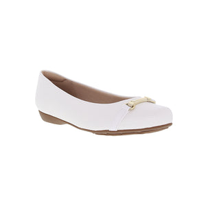 Modare 7016.463 Women Fashion Flat Shoes in Off White