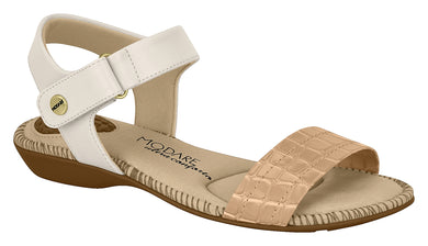 Modare 7025.350 Women Fashion Sandal in Nude Cream