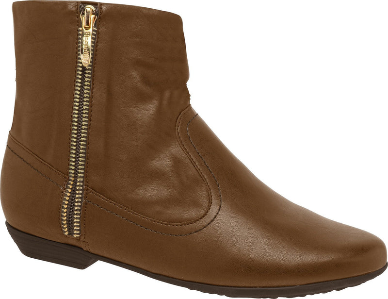Piccadilly 705068-103 Women Flat Ankle Boot