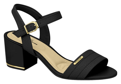 Modare 7109.200 Women Fashion Sandal in Black