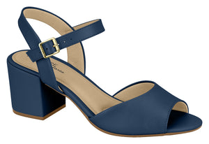Modare 7109.433 Women Fashion Sandal in Navy