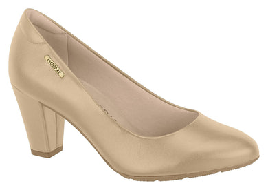 Modare 7305.100 Women Fashion Comfortable Innersole Shoe in Nude