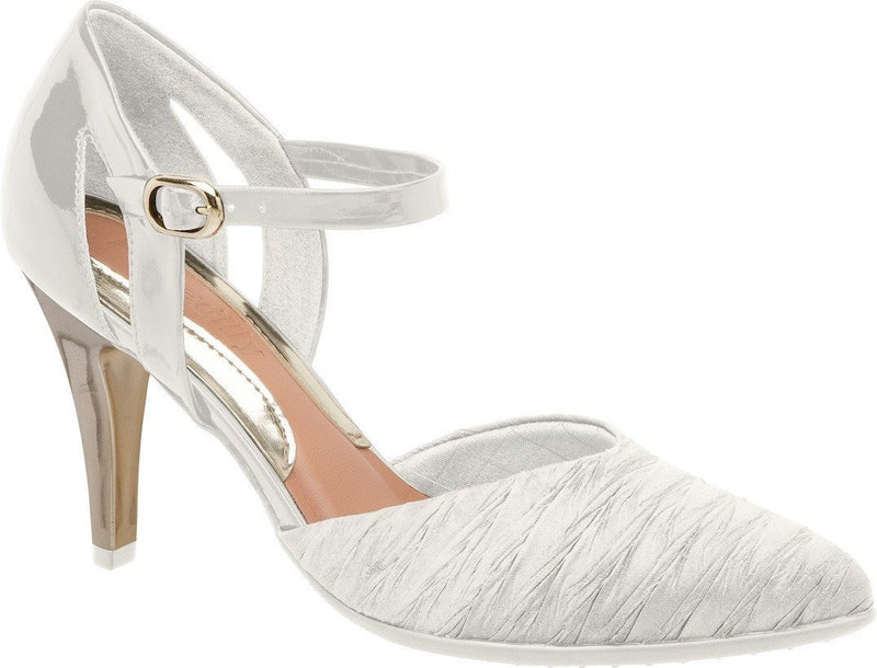 Piccadilly 732007-294 Women Classic White