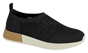 Modare 7345.102 Women Sport Tennis Shoe in Black